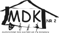 Młodzieżowy Dom Kultury nr 2 w Poznaniu - logo